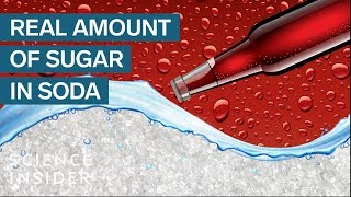 How Much Sugar Is Really In A Can Of Soda