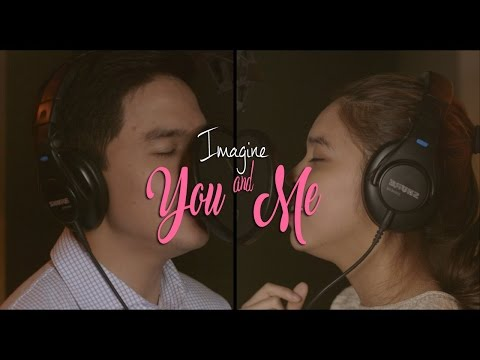 Maine Mendoza and Alden Richards - Imagine You and Me (Music Video + Lyrics)