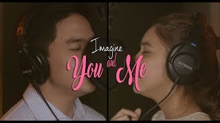 Download lagu Maine Mendoza and Alden Richards - Imagine You and Me (Music Video + Lyrics)