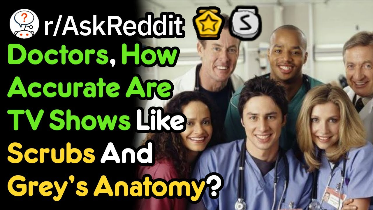 Is Being A Doctor IRL Like Being In