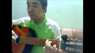 CHỊ TÔI (Tran Tien) - [Guitar solo] [K'K]
