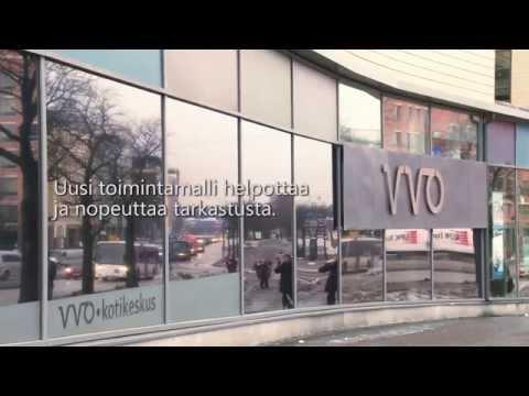 VVO hyödyntää Tampuuri Tablet sovellusta huoneistotarkastuksissa