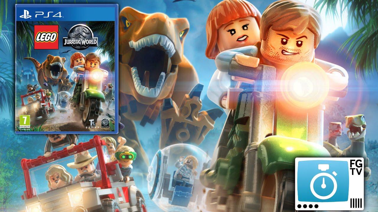 Parents' Guide LEGO Jurassic World (PEGI 7+) – AskAboutGames