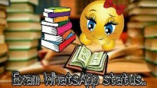 Exam Special Whatsapp Status Video | Exam Time Status | Ratta Maar