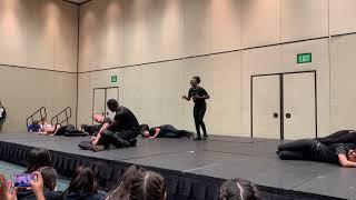 TRAINWRECK- Large Human Video Fine Arts 2019 (Orlando, FL)