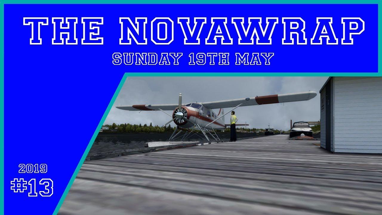 NovaWrap 19 May 2019