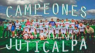 Juticalpa FC Campeon Liga de ascenso 2015