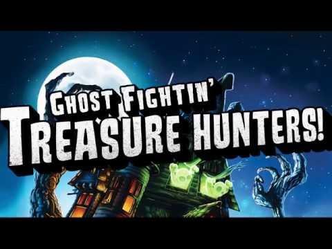 Ghost Fightin' Treasure Hunters: How To Play   Mattel