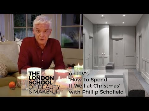 How To Spend It Well at Christmas with Phillip Schofield @ LSBM London