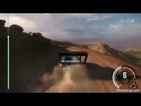 Dirt Rally : Pikes Peak Mix - Peugeot 405 Turbo 16