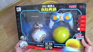 Робот R2D2 дроїд Sphero BB-8 Star Wars 2,4 Gh (доповнена водоплавна версія)