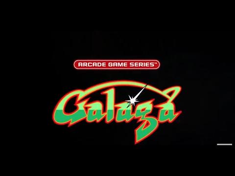 PAC-MAN Championship Edition 2 + Arcade Game Series (PS4)- Galaga Gameplay Footage