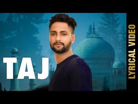 TAJ(Lyrical Video) | GURI DHINDSA| New Punjabi Songs 2018 | AMAR AUDIO