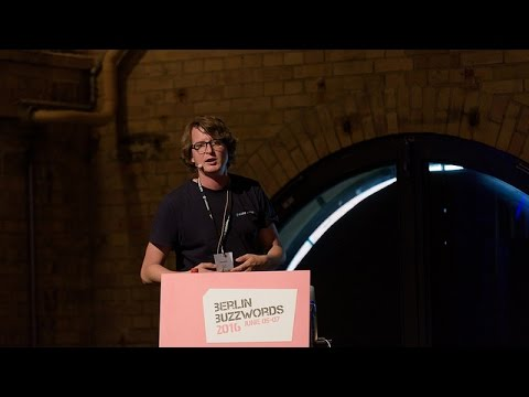 Berlin Buzzwords 2016: Stefan Siprell - SMACK Stack - Data done Right #bbuzz on YouTube