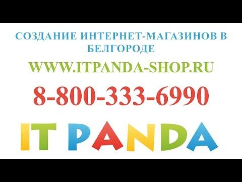 Создание интернет магазинов в Белгороде