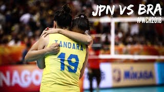 18.10.11 JAPAN VS BRAZIL WCH 2018