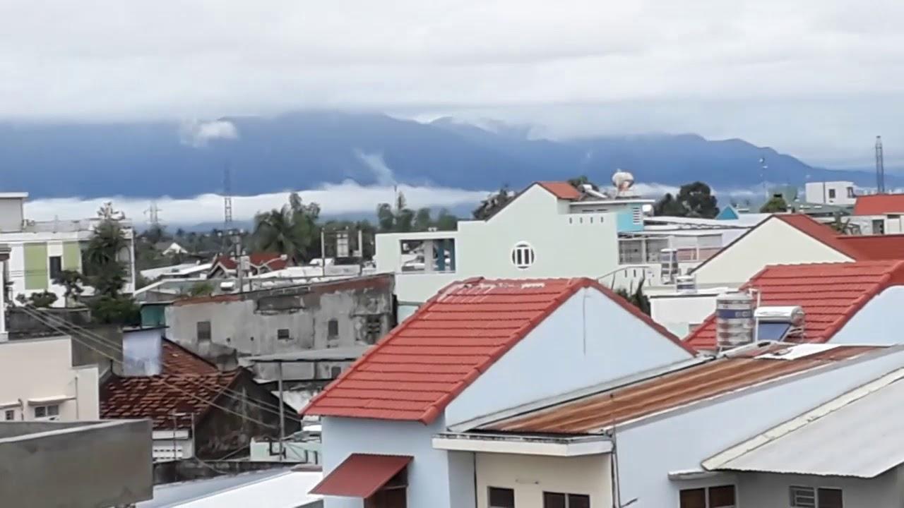 Toàn Cảnh Nhìn Từ Trên Cao Xã Vĩnh Thạnh – TP. Nha Trang