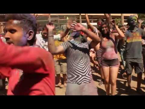 ISA-ASU Holi Flash Mob 2017