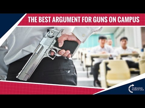 The Best Argument For Guns On Campus