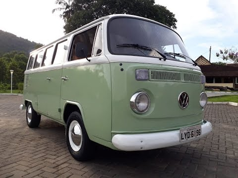 FOR SALE - Volkswagen T2 Bus Camper Benches - Brazil 1977 - Ref. C364