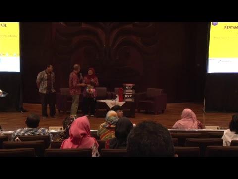 Penyampaian Evaluasi Implementasi K3L di Universitas Indonesia