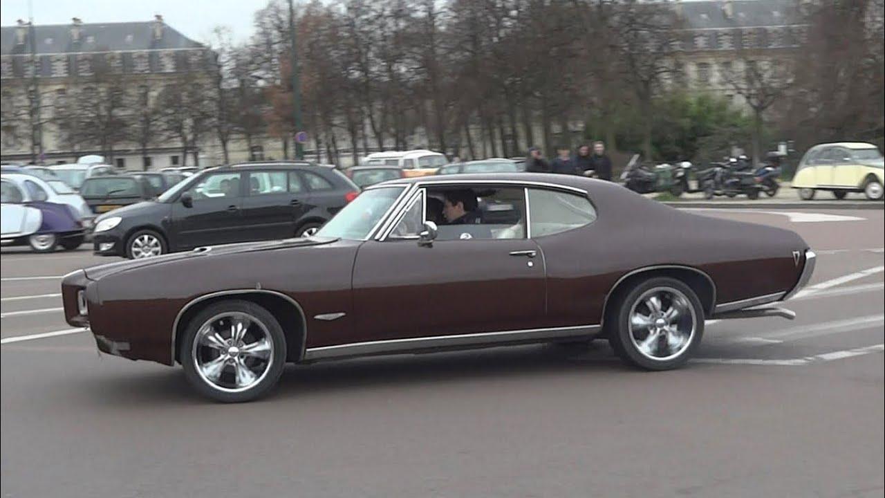 1968 Pontiac Gto 400 Sound Youtube