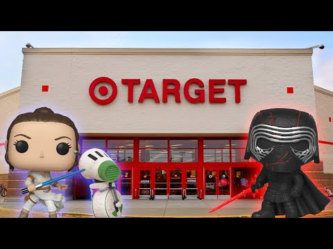 Star Wars The Rise of Skywalker Funko Pop Hunting