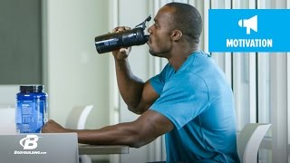 Law 9: Hydrate | 10 Laws Of Muscle-Building