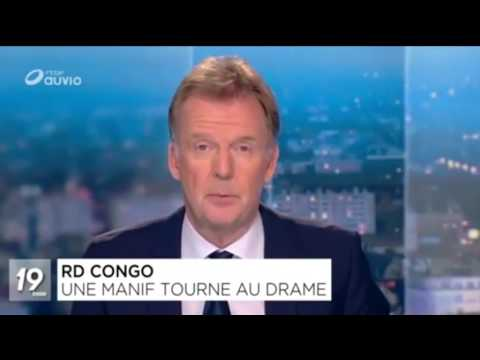 Prédiction Des  Troubles en R.D CONGO par Le Prophète Ferdinand Ekane