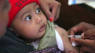 15 november 2011: unicef correspondent chris niles reports on unicef's plans to expand its vaccination programme. for more information, please visit: http://...
