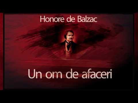 Un om de afaceri - Honore de Balzac