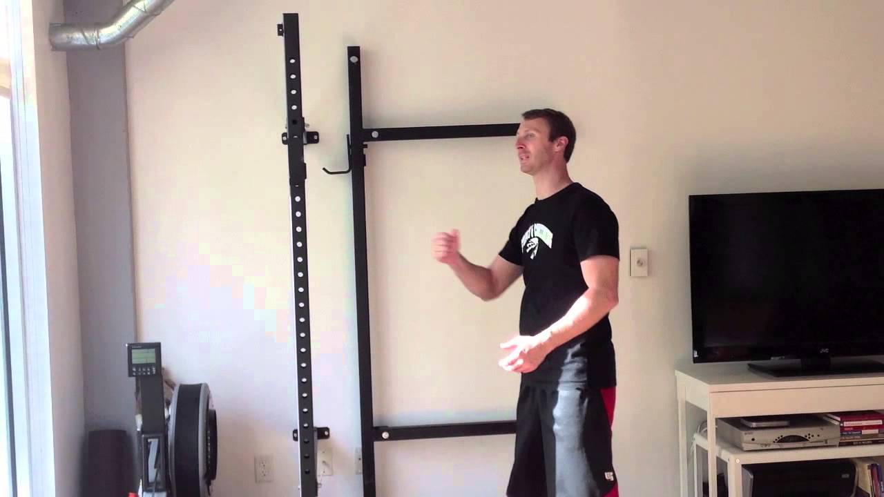 Loft home gym youtube