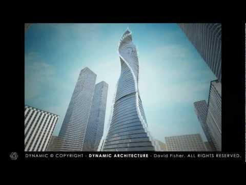 David Fisher - Dynamic Architecture - From Vision To Reality