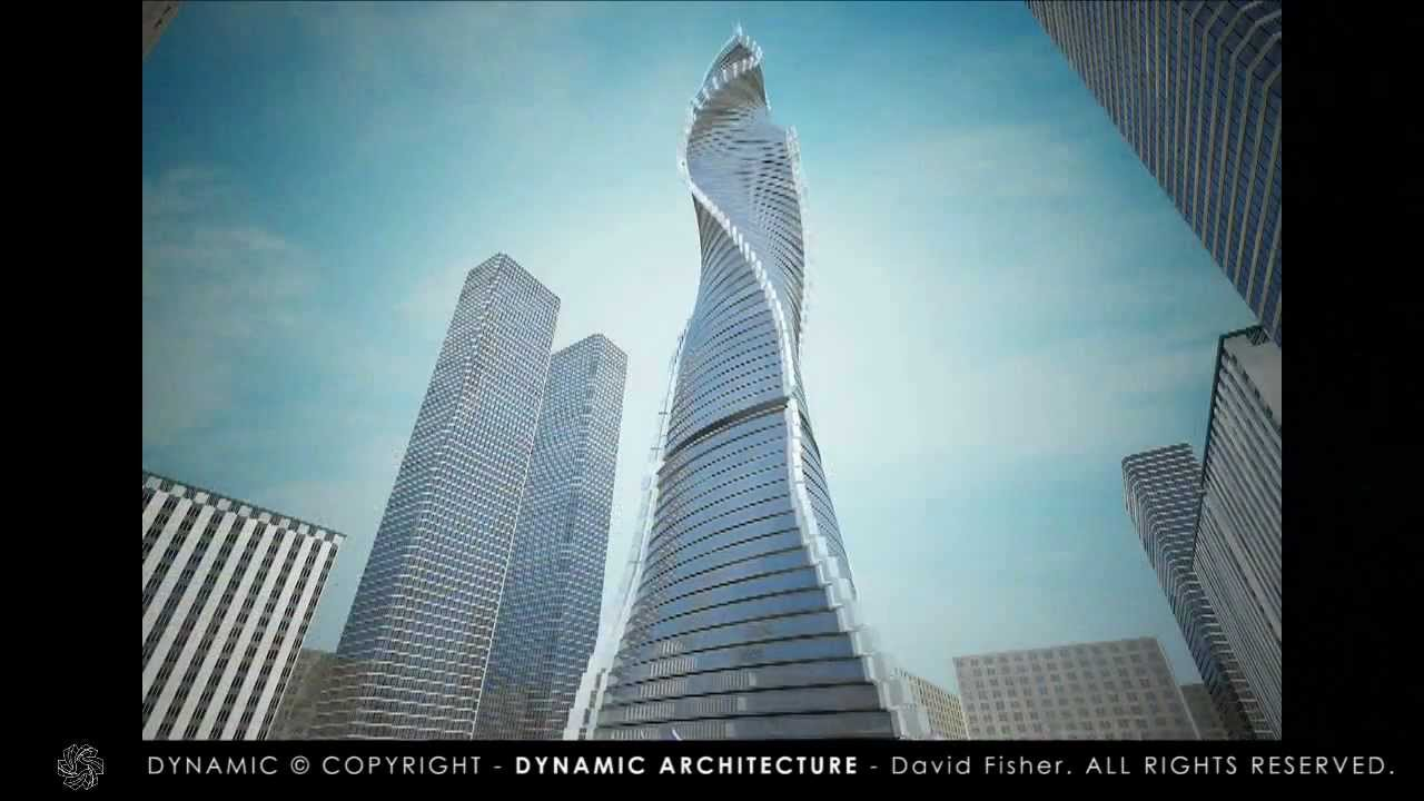 David Fisher - Dynamic Architecture - From Vision to ...