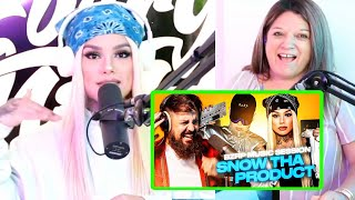 Snow Tha Product reacciona a la reacción de Papo | BZRAP Music Sessions #39