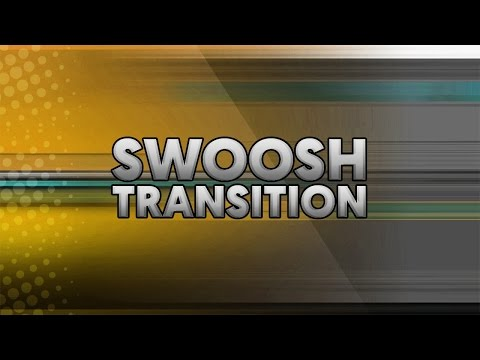 How To: Create a Woosh Transition in Vegas Pro 14