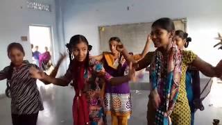 Nee vasantham naku sontham dance