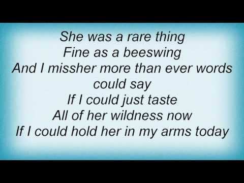 Richard Thompson - Beeswing Lyrics