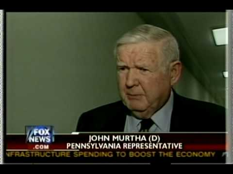 John Murtha on Gitmo:  'I'll Take the Detainees in My District""