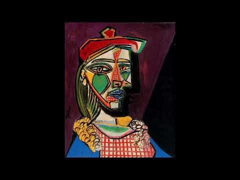 Pablo Picasso 巴勃羅·畢加索 (1881-1973) Cubism Spanish