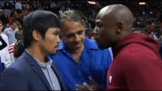 (LIVE) MANNY PACQUAIO BEATS A WASHED UP LUCAS MATTHYSSE AND NOW HE'S BETTER THAN FLOYD MAYWEATHER!