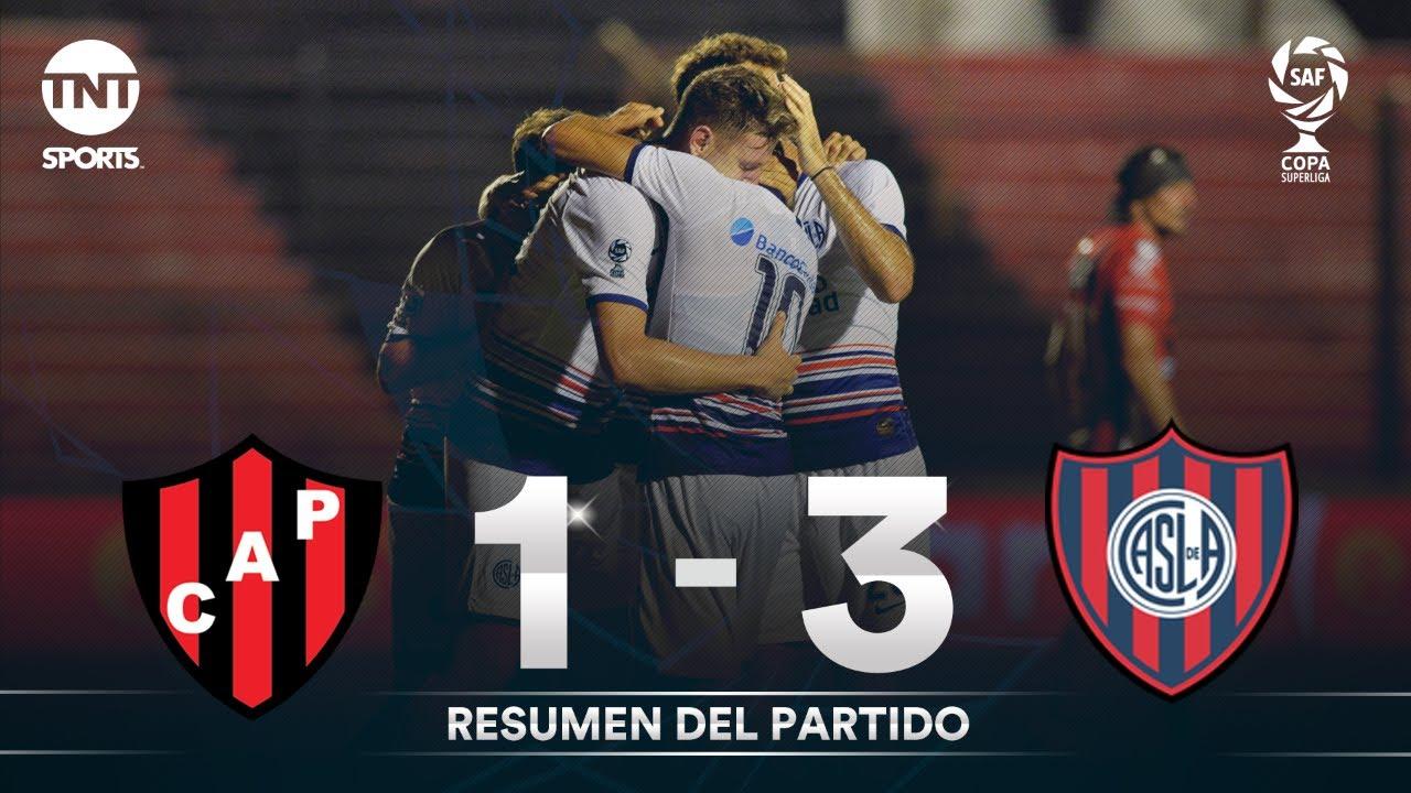 Resumen de Patronato vs San Lorenzo (1-3) | Zona 1 | Fecha 1 - Copa Superliga 2020