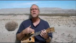 Tumbling Tumbleweeds, cover, 269th season of the ukulele