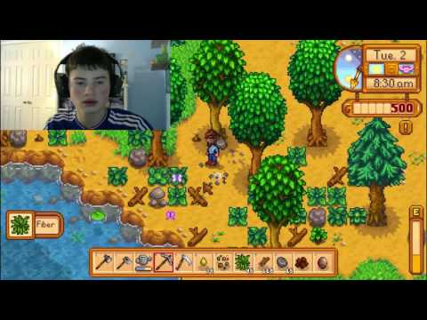 Get all the Dandelions | Stardew Valley Ep1