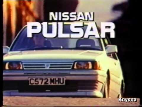 Фото к видео: 1988 - Nissan Pulsar