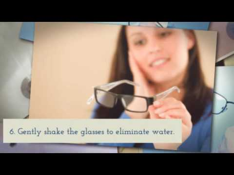 Encinitas Optical+Sunglass -  How to Properly Clean Your Glasses