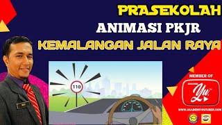 Animasi 1  Kemalangan Jalan Raya#pkjr#videopkjr