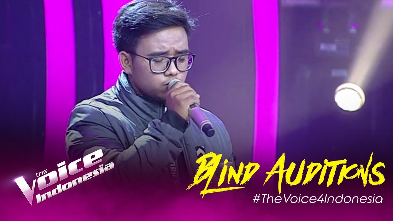 Genya - Perbedaan | Blind Auditions | The Voice Indonesia GTV 2019