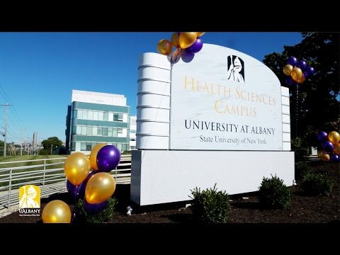 Introducing UAlbany's New Health Sciences Campus!