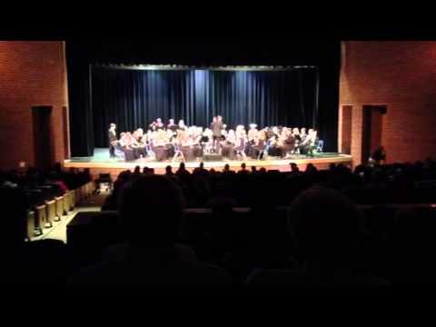 Danse infernal East Jordan High School Concert Band